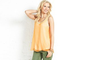 Up to 90% Off: Tops & Bottoms