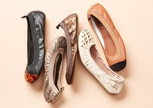 Style on the Go: Foldable Flats