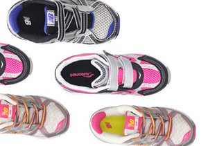 Ready, Set, Go: Kids' Running Shoes