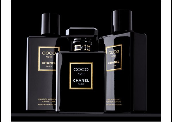 COCO NOIR FOR THE BODY AND BATH Experience two indulgent new expressions of COCO NOIR.
