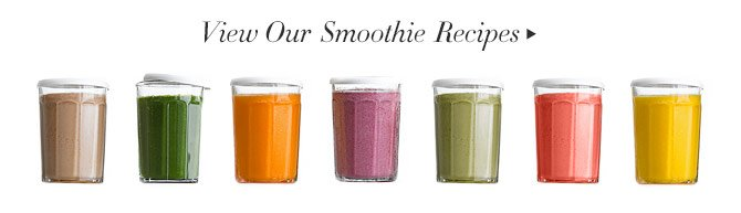 View Our Smoothie Recipes