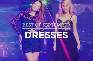 Best Of September: Dresses