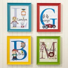 Farmhousefive Art for Kids