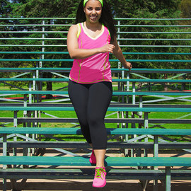 Getting Fit: Plus-Size Activewear