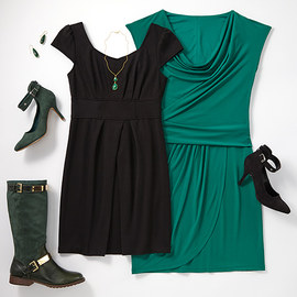Style Guide: Gorgeous in Green