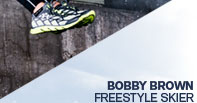 BOBBY BROWN FREESTYLE SKIER