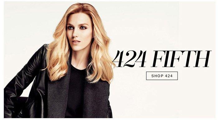 424 Fifth. Shop 424