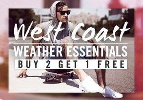 Shop West Coast Weather Essentials