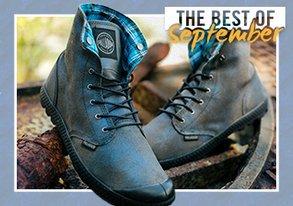 Shop Best of September: Footwear