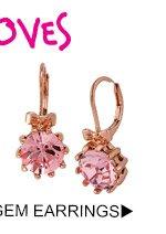 Shop Gem Earrings