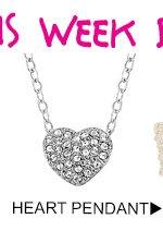 Shop Heart Pendant