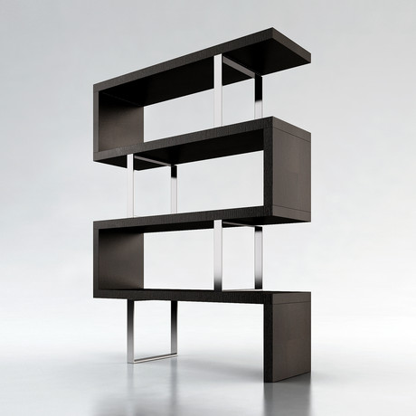Pearl Bookcase // Wenge