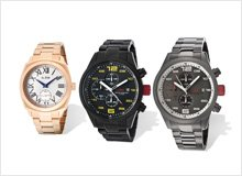 a_line & red line Women's & Men's Watches