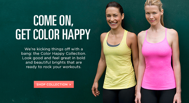 Shop Color Happy Collection