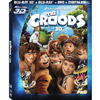 Croods, The Bd+dvd+dc Std Ws