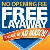 Layaway is Back!