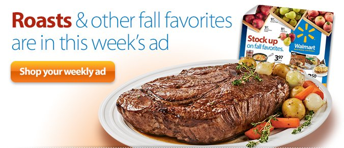 Shop your weekly ad