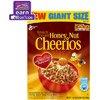 Gm Giant Size Honey Nut Cheerios 26.6 Oz