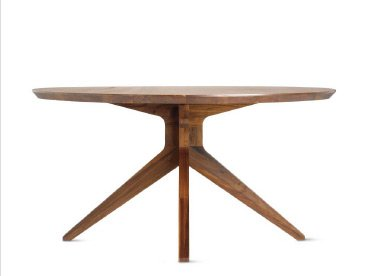 CROSS ROUND TABLE (2013) DESIGNED BY MATTHEW HILTON IN STOCK