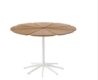 PETAL® DINING TABLE (1960) DESIGNED BY RICHARD SCHULTZ FOR KNOLL IN STOCK