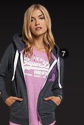 osaka 6 zip hoodie