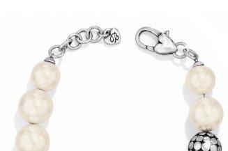 Pebbles & Pearls Bracelet