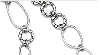 Pebble Long Necklace