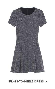 Flats-to-Heels Dress