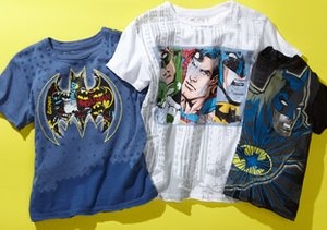 Kid's Republic: Superhero T-Shirts