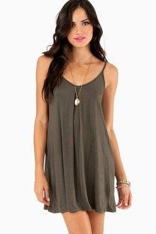 FEELING CASUAL SHIFT DRESS 25