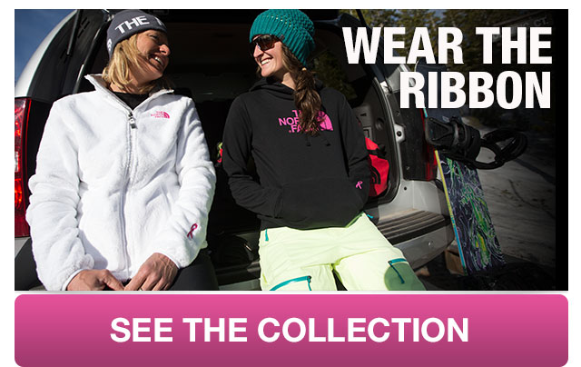 WEAR THE RIBBON VIPEAK SEE THE COLLECTION