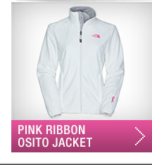 WOMEN'S PINK RIBBON OSITO JACKET
