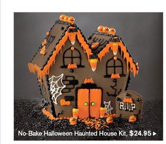 No-Bake Halloween Haunted House Kit, $24.95