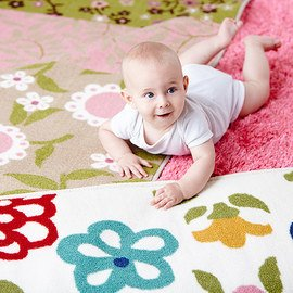 For the Floors: Kids' Rugs