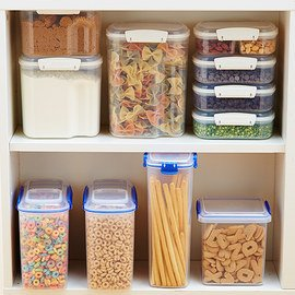 All Put Away: Food Storage