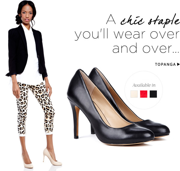A chic staple you'll wear over and over... Shop Topanga