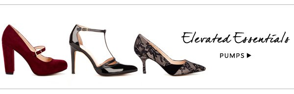 Elevated Pumps