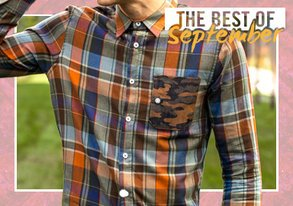 Shop Best of September: Apparel & More