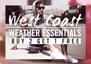 Shop West Coast Weather Essentials