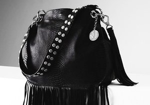 Shades of Grey: Bags, Belts & More