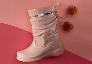 Cool Weather Footwear for Kids