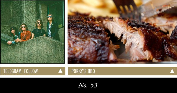 Telegram: Follow | Porky's BBQ