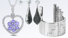 Sterling CZ Collection