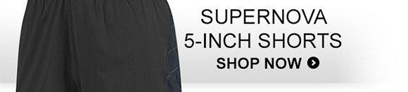 Shop Men's Supernova 5-Inch Shorts »