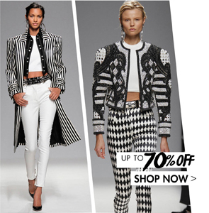 BALMAIN UP TO 70% OFF
