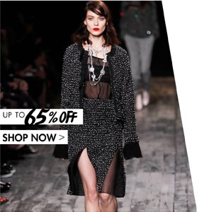 NINA RICCI UP TO 65% OFF