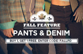 Fall Feature: Pants & Denim