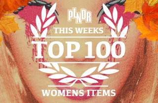 This Week's Top 100 Women's