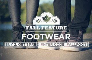 Fall Feature: Footwear