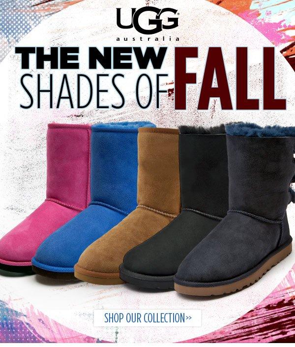 New Shades of Fall feat. UGG® Australia